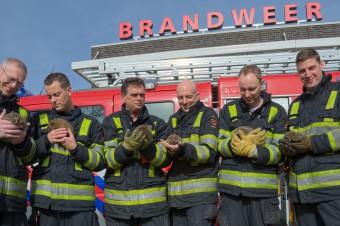 Meet & Greet met de brandweer in Weesp