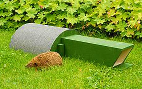 egels in uw tuin Egelbescherming Nederland