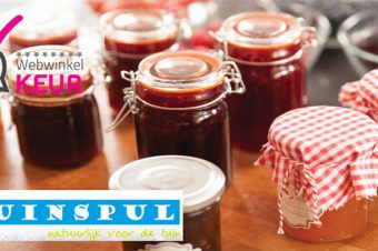 Steun ons en koop een egelpakket bij tuinspul.nl!