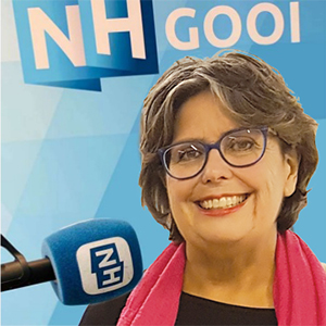 NH Gooi In Business – Jenny Kleve van Egelbescherming Nederland vraagt uw hulp