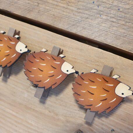 knijpers met egel